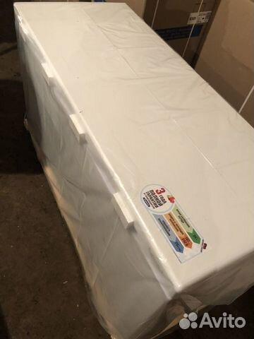 Chest freezer Biryusa