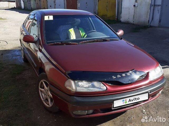 Renault Laguna, 1995 89097840788 купить 7