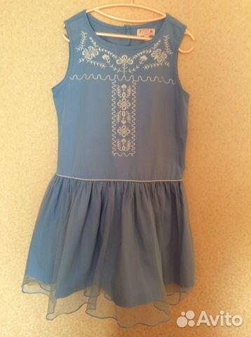 Платье на девочку 89648257093 купить 1