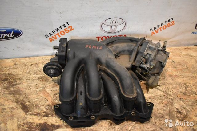89307139175 Впускной коллектор Lexus Rx300 2 поколение 1MZ