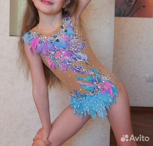 Купальник для художественной гимнастики 89027698260 купить 1