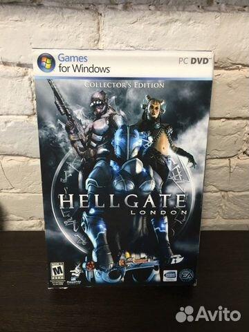 Hellgate London Collectors edition 89527310379 купить 1