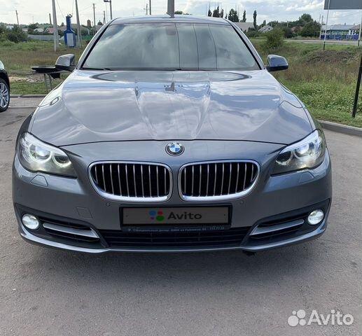 BMW 5 серия, 2014 89100408254 купить 7