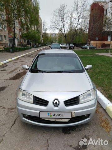 Renault Megane, 2007 89176211796 купить 5