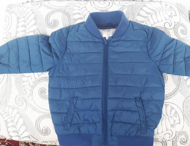 Куртка весна, тоненькая, маломерит  купить 1