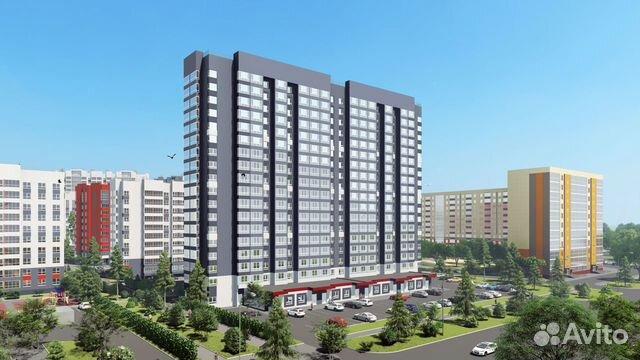 2-к квартира, 52 м², 6/18 эт. 89619858358 купить 3