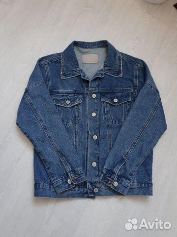 Куртка джинсовая 89024307250 купить 2