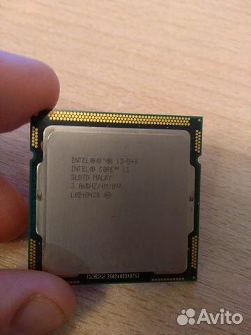 Процессор Intel i3-540 lga 1156 89878209940 купить 1