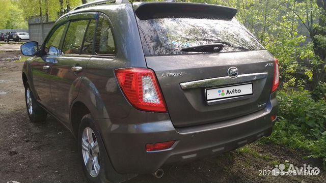 LIFAN X60, 2014 köp 5