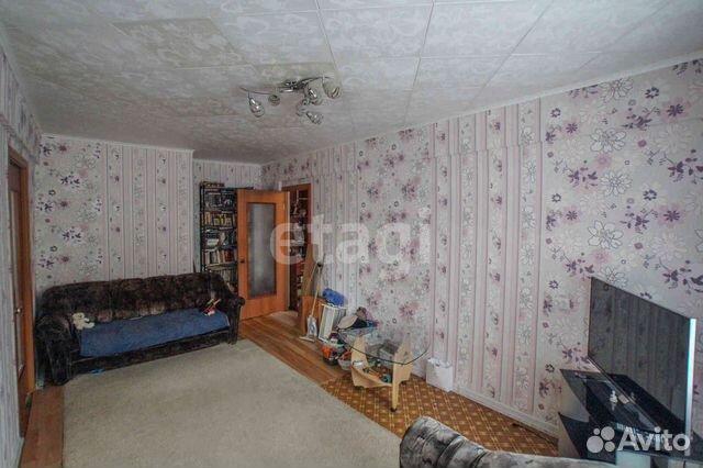 3-к квартира, 51.1 м², 1/5 эт. 89131904539 купить 2