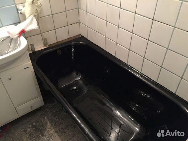 Реставрация ванн акрилом