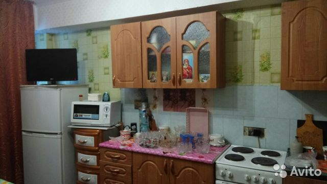 1-room apartment 30 m2, 3/5 floor. buy 2