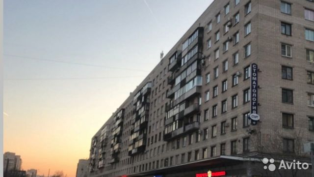 2-room apartment, 49 m2, 9/9 FL. buy 2