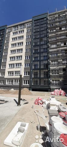 1-к квартира, 36.4 м², 4/9 эт.