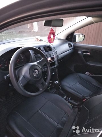Volkswagen Polo, 2011 купить 8