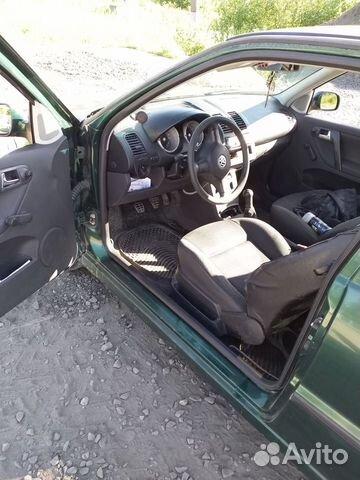 Volkswagen Polo, 2000 89095940382 купить 6