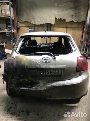 Toyota Auris, 2008 89124435777 купить 8