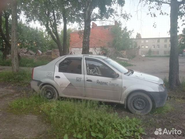 Renault Logan, 2007 89605834163 купить 2