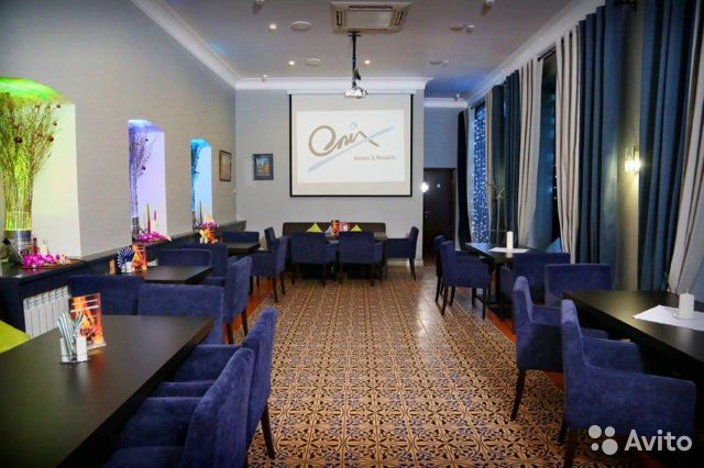 Ресторанно-гостиничный комплекс Onix-Торжок 89051281110 купить 5