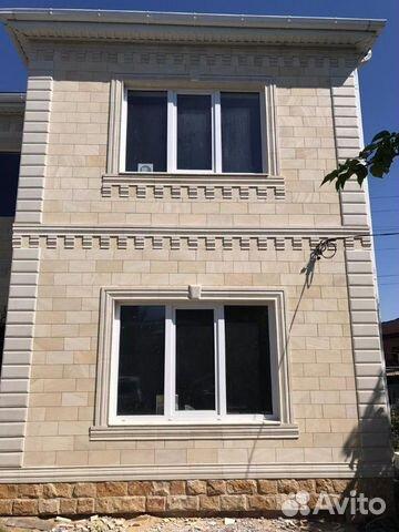 Облицовка фасада Дагестанской плиткой купить 5