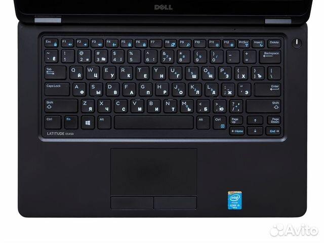 Dell Latitude e5450 (14 FullHD, i5, 8 Гб, SSD) купить 4