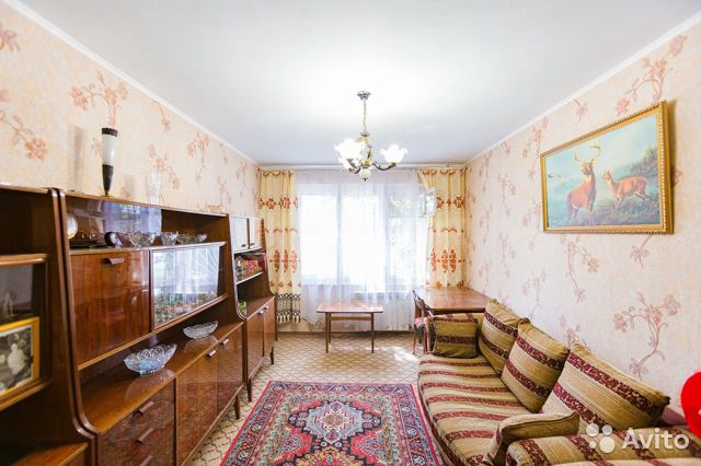 2-к квартира, 47.8 м², 1/5 эт. 89648822897 купить 1