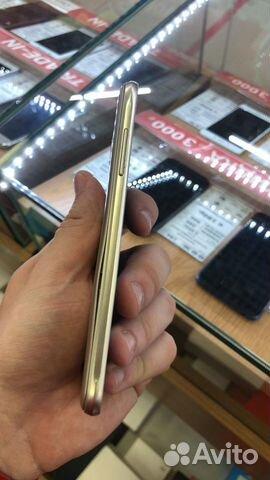 Телефон Samsung J320F/DS galaxy J3 4G (2016) Gold  88005554735 купить 2