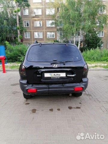 Hyundai Santa Fe, 2001  89065967516 купить 4