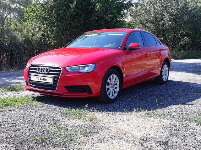 Audi A3, 2015  89584751823 купить 1