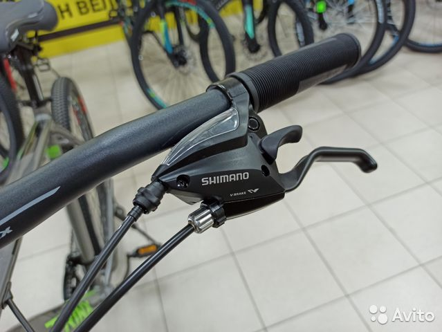 Велосипед Trinx m137 - колеса 27.5 рама 21  купить 6