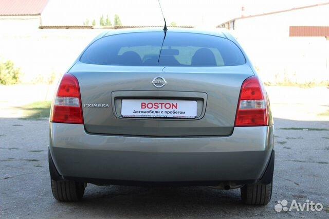 Nissan Primera, 2005  89883900490 купить 6