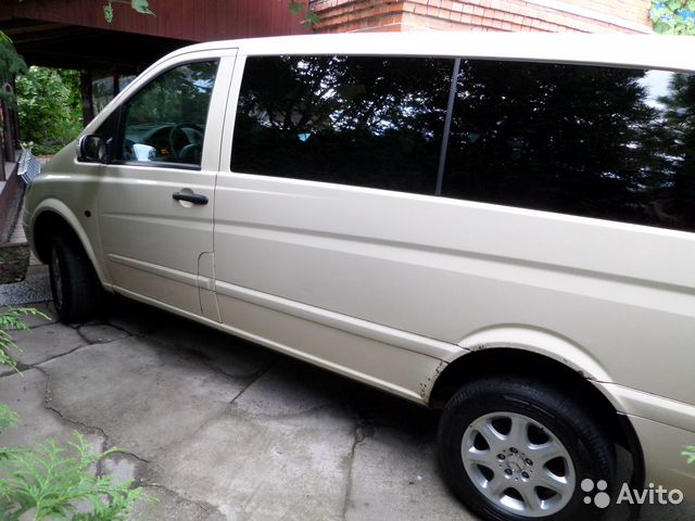 Mercedes-Benz Vito, 2006  89038421894 купить 3