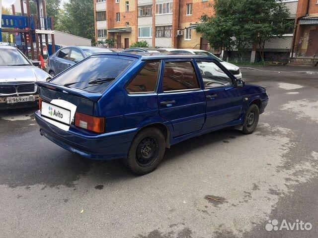 ВАЗ 2114 Samara, 2007  89673825523 купить 4
