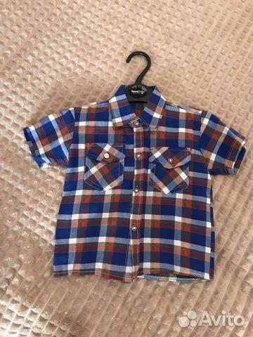 Рубашка  89155112700 купить 1