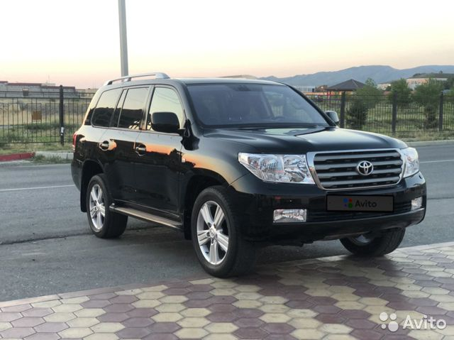 Toyota Land Cruiser, 2011  89270556666 купить 8