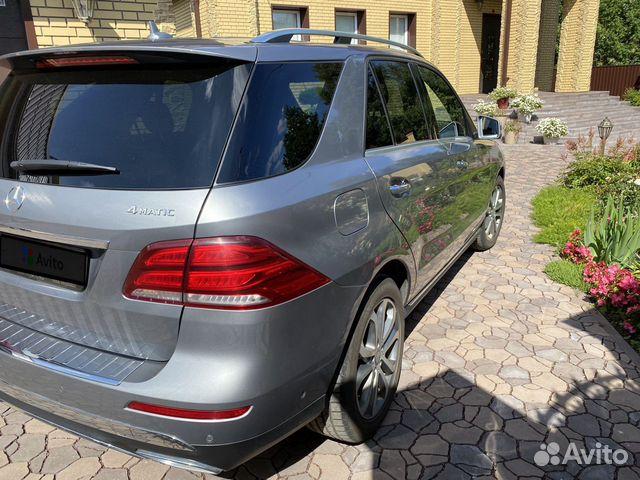Mercedes-Benz GLE-класс, 2015  89612487203 купить 4