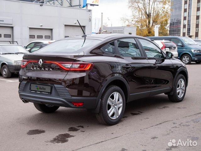Renault Arkana, 2020  89134005860 купить 4
