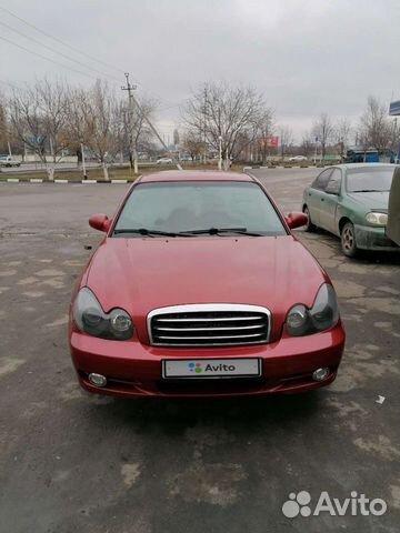 Hyundai Sonata, 2004  89181761991 купить 6