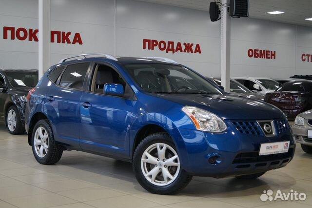 Nissan Rogue, 2007  89158531917 купить 3