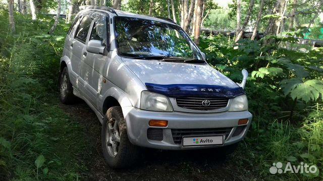 Toyota Cami, 1999  89841602279 купить 1