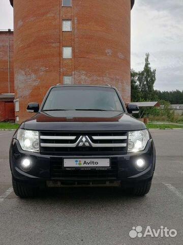 Mitsubishi Pajero, 2007  89627833935 купить 2