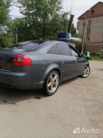 Audi A6, 2002  89606141708 купить 4