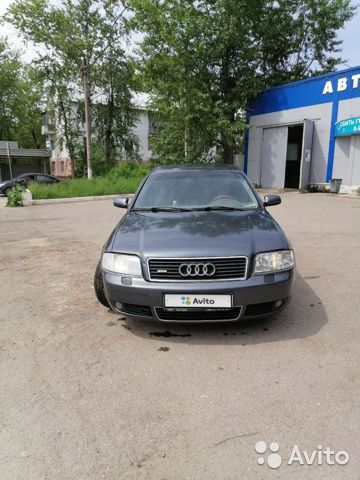 Audi A6, 2002  89606141708 купить 5