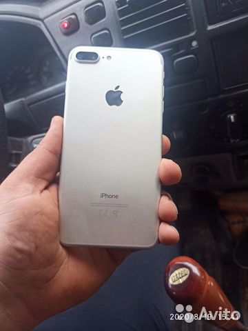 Телефон iPhone 7 Plus 128гб