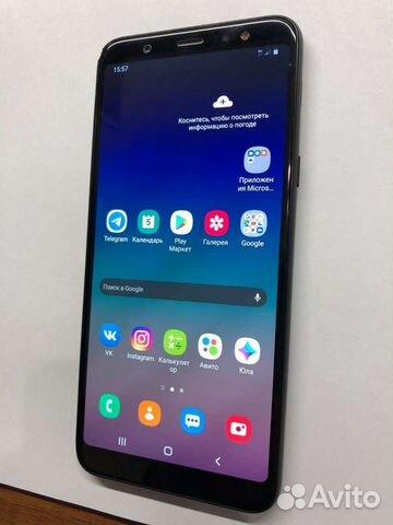 Samsung A6+ 2018  89188320924 купить 1