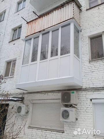 Остекление балконов и лоджий  89174095022 купить 8