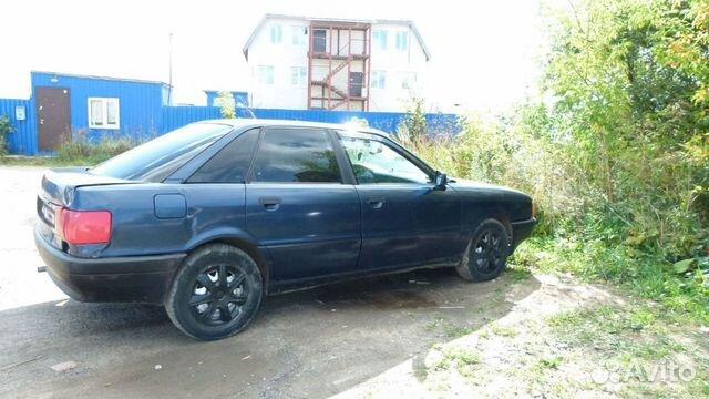 Audi 80, 1988  89065146251 купить 4