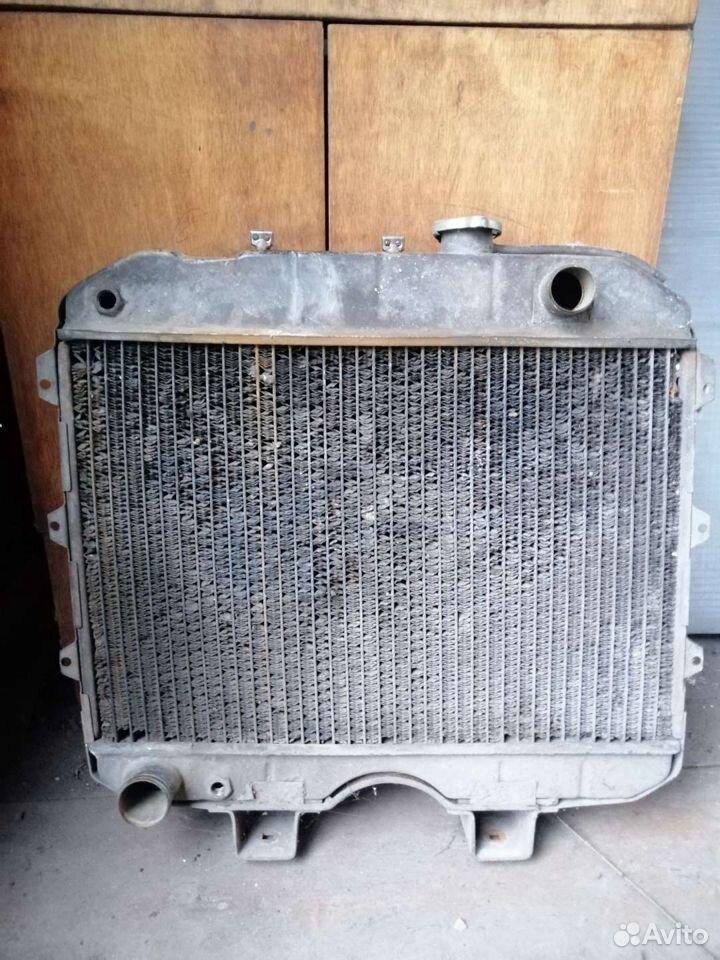Радиатор УАЗ Медный  89022164030 купить 2