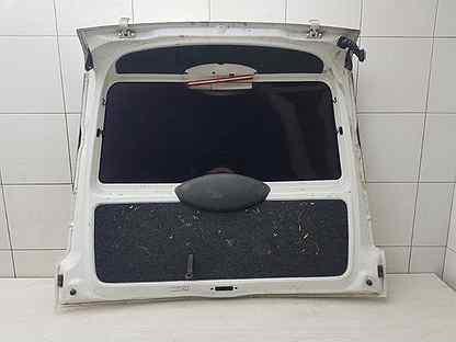Крышка багажника Skoda Roomster 1 BMS 2009