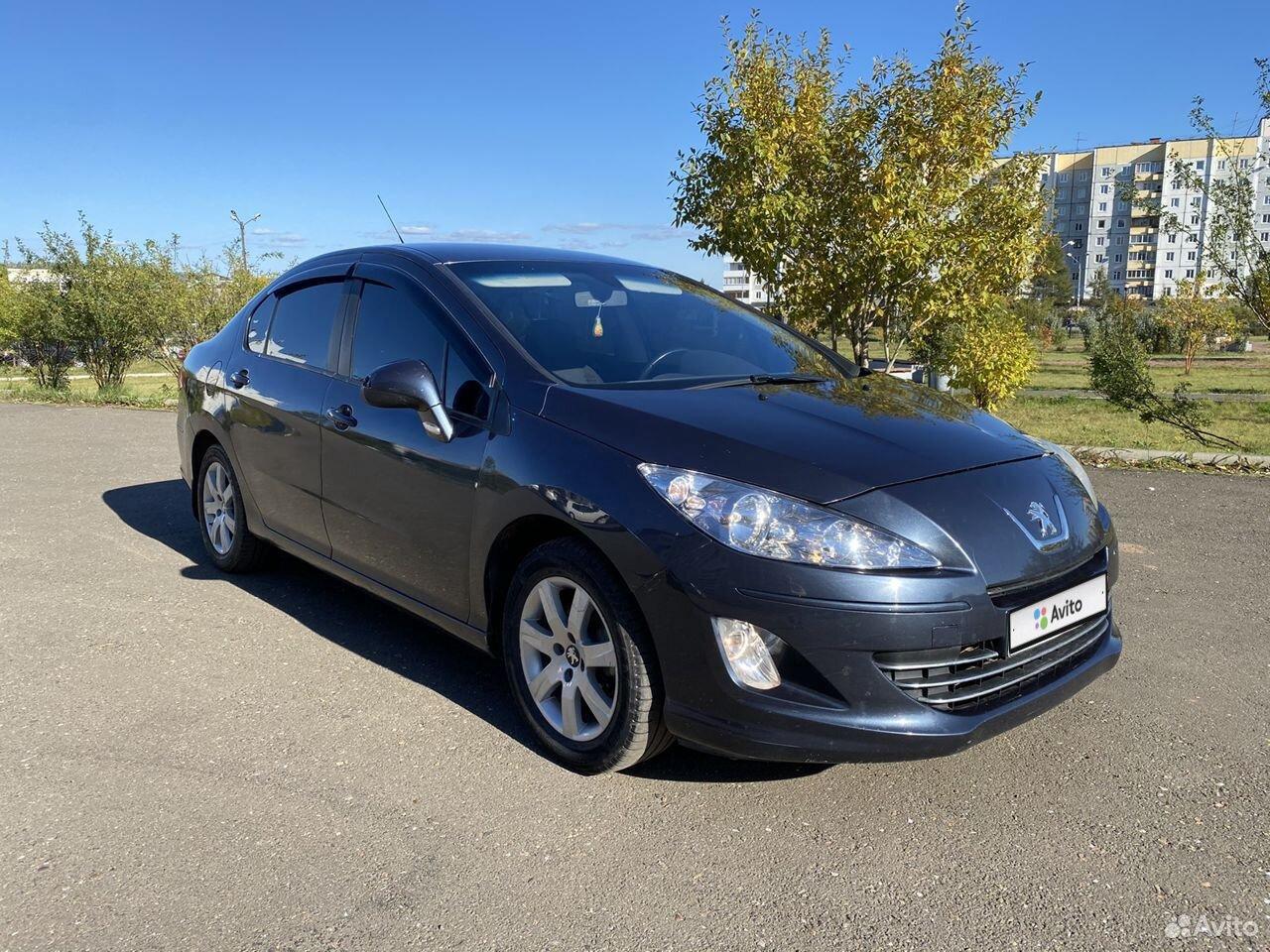 Peugeot 408, 2012  89246322243 купить 10